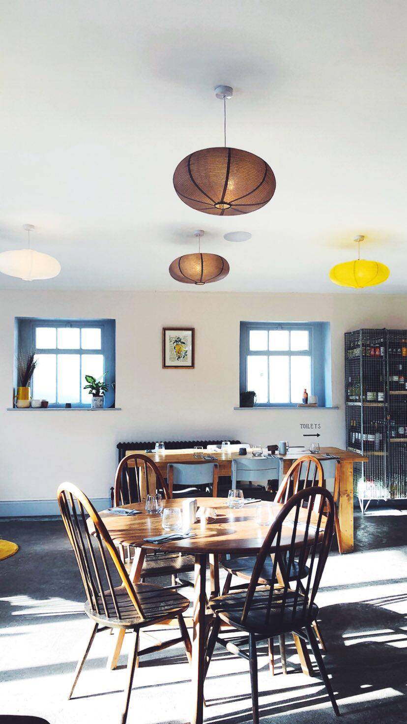 upstairs at Elsworth Kitchen Skipton