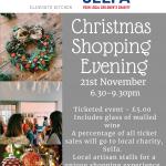 Christmas Shopping Event Skipton