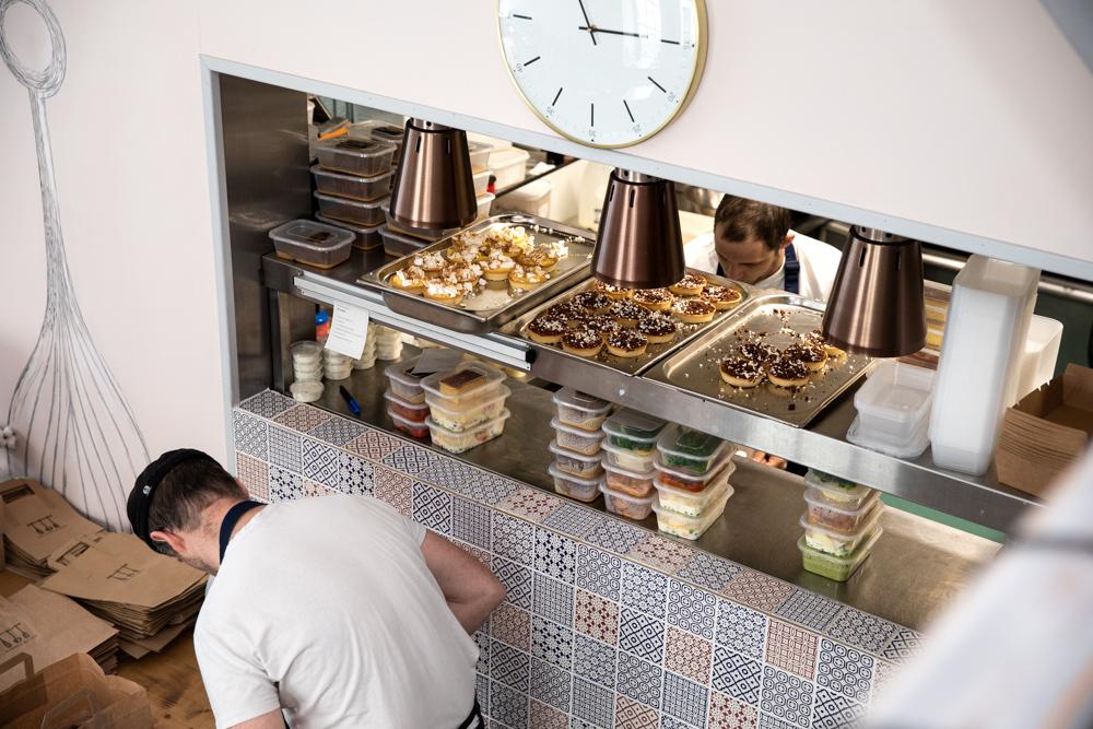 elsworth kitchen restaurant in skipton