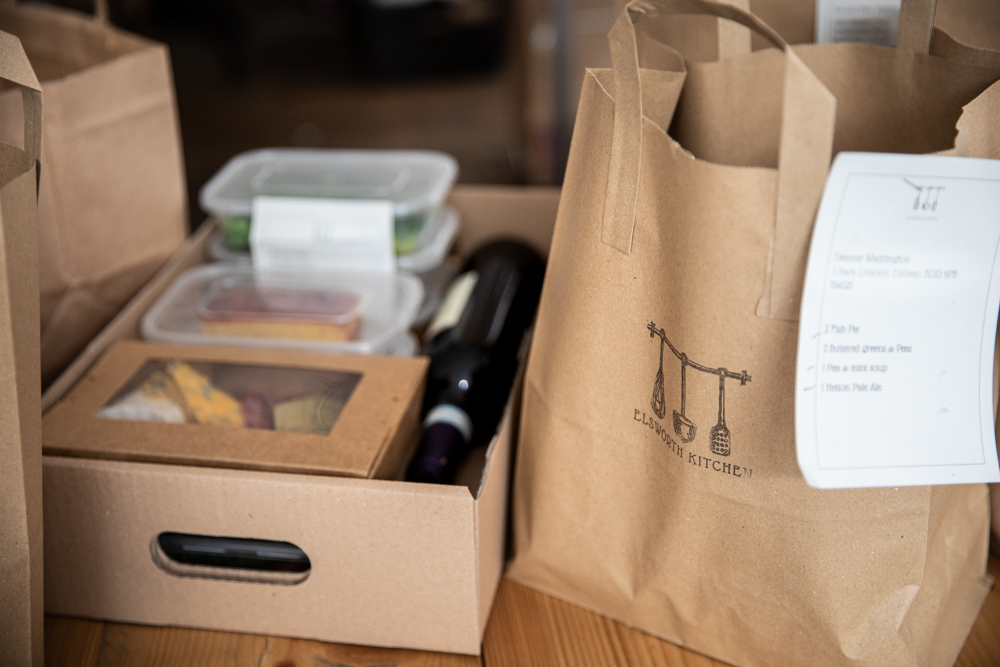 elsworth at home food delivery service