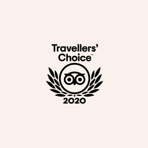 travellers choice award trip advisor 2