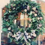 christmas wreath elsworth kitchen restaurant
