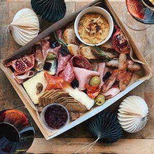 Christmas Platter Box