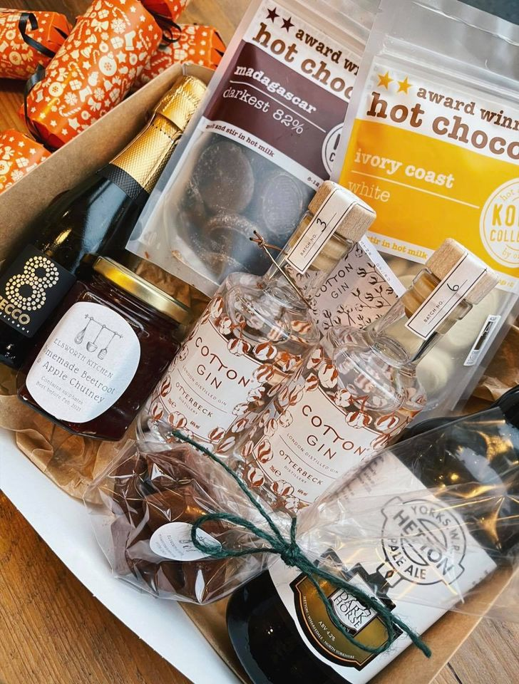 elsworth kitchen hampers