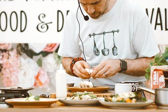 Bruce Elsworth Chef